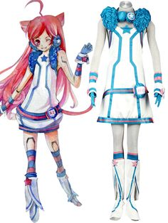 Cosplay Costume Vocaloid #Vocaloid #cosplay costume