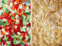 The Comfort of Cooking » Spicy Roasted Vegetable Macaroni and Cheese...  (THIS LOOKS SO GOOD!)
