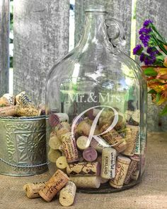 Mr. & Mrs. Wedding Wishes in a Bottle Guest Book (Cathys Concepts MM2210) | Buy at Wedding Favors Unlimited (http://www.weddingfavorsunlimited.com/mr_and_mrs_wedding_wishes_in_a_bottle_guest_book.html).
