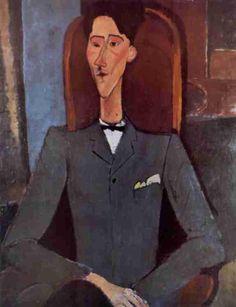 Modigliani  « Rien d'audacieux n'existe sans la désobéissance à des règles. »  ~ Jean Cocteau ~