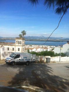 Bornos in Cádiz, Andalucía
