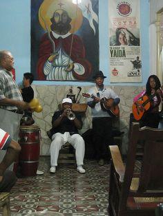 Santiago de Cuba: House son band