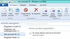 Download Windows Live Mail gratis laatste versie in het Nederlands op CCM