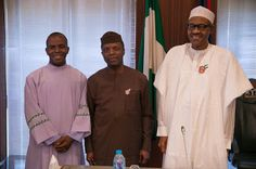 Welcome to NewsDirect411: Rev Fr Mbaka Visits President Buhari At The State ...