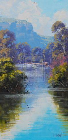 Megalong Creek