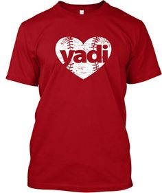 Love Yadier Molina Shirt