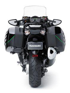 """Kawasaki 1400GTR """"ABS"""" (2015) Concours 14 """"ABS"""""""