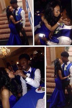 Cute couple enjoying their dance. Homecoming, prom, etc