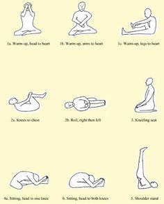 tada asana steps 1  yoga tips  pinterest  yoga and