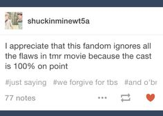 Oh thank goodness, I thought I was the only one who disliked the movie but appreciates the cast.