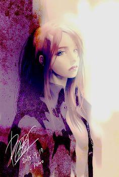 Lucy - Lessa the Crimson Knight
