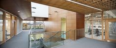 Gallery of National University Of Ireland, Galway   Science Research Building / Payette - 12