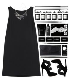 """Newchic : 03"" by cinnamon-and-cocoa ❤ liked on Polyvore featuring RED Valentino, NARS Cosmetics, MAC Cosmetics, Cleanse by Lauren Napier, Living Proof, Byredo and Christofle"