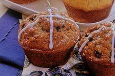 Hot Cross Muffins!