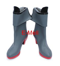 64.00$  Watch here - http://ali4i3.worldwells.pw/go.php?t=32677978743 - Kaitai Collection Cosplay Shimakaze Women's Shoes Short Boots