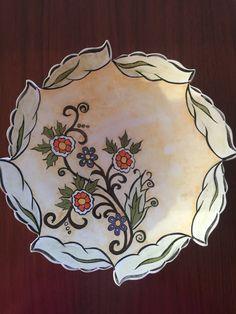 Yapraklı tabak