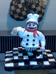 First Clay Chef