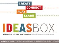 Write What Inspires You! ~ Donna M. McDine: Libraries Without Borders - The Ideas Box