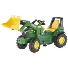 Rolly Toys 7930 Farmtrac John Deere Traktor mit Lader: Amazon.fr: Jeux et Jouets
