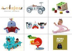 Voor echt bijzonder speelgoed moet je bij 3 Vosjes zijn! Kies uit poppen met bijpassende accessoires, hippe voertuigen en schattige keukentjes.