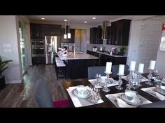 Plan 403 Model Home Video Tour at Shea3D™ in Colliers Hill - YouTube