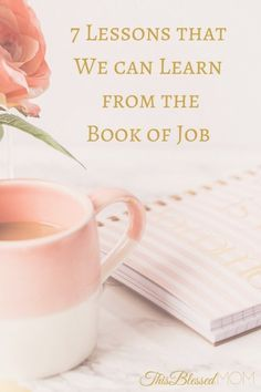 Lessons about Hardship from the book of Job