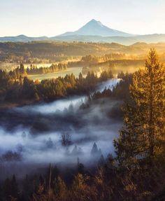 Oregon at its finest.  Photo by @leiferiksmith  #modernoutdoorsman by modernoutdoorsman