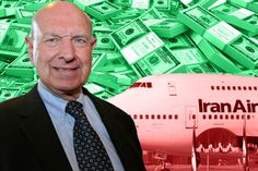 #Shameful via AJC: Pickering Pushed for #IranNukes Deal—Didn't Say The Boeing Company hired him.