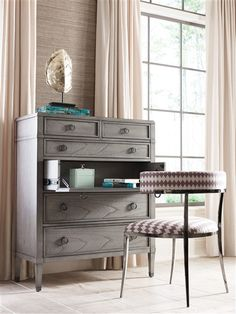 Vanguard Furniture - Our Products - 8503LC Julius Lifestyle Cabinet