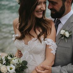 "169 Likes, 7 Comments - The Bridal Boutique Calgary (@thebridalboutiqueyyc) on Instagram: ""Love, life and laughter is all we're after 💕 Our #bbbride @dianabarwich and her beau in…"""