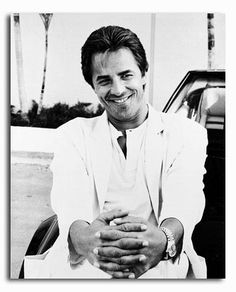 Don Johnson--Sonny Crockett, Miami Vice--loved that show!