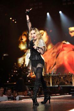 #Madonna + Rebel Heart Tour [2015]