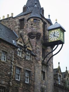 Canongate Tolbooth, Royal Mile, the Old Town, Edinburgh, Scotland, --- Woo Hoo! 5 weeks and here we are!!