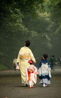 Family Tokyo, Japan
