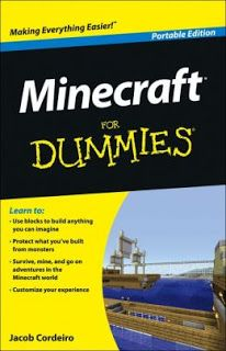 Minecraft and Minecraft for Dummies Reviewed