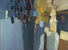 Image: Keith Vaughan Landscape with Figure, Morellos 1959