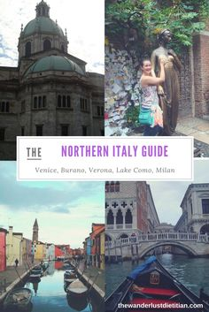 Want to go to Italy but aren't sure where to start your planning? Here is our guide to help you best explore Northern Italy in 4 days!