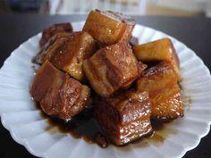 ふわトロやわらか! 豚の角煮簡単レシピ♪の画像