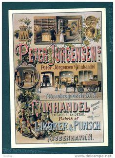 Peter Jorgensen Vinhandel - Delcampe.fr