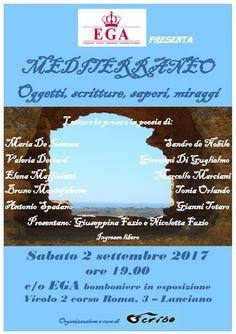 Lanciano Mediterraneo: letture in prosa e in poesia da Ega