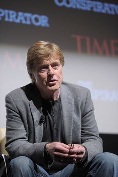 """Robert Redford Photos - TIME Presents A Live Q&A With Robert Redford And A Screening Of """"The Conspirator"""" - Zimbio"""