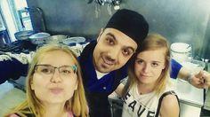 #szef #thebestchef #willmissyou #beautifulgirls #cucina #kitchen #angelo #blondegirls #work #job #najlepiej #chef #bellissima #ajajaj #onemomentplease #lovethatplace #instaphoto #instapic #bestpeople #italian #italy #rimini #comebackhere #happy #amazingpeople #l4l #f4f #like4like #followme #polishgirls by assiaaax