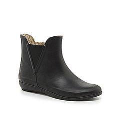 Chooka Womens VGore Wedge Rain Booties #Dillards