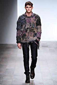James Long F/W 2011-2012 London - StyleZeitgeist