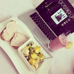 perfect day with gossip girl <3