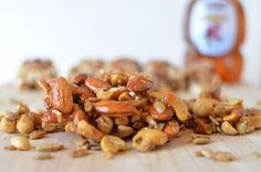 Sweet Nut Clusters Recipe For Your Sweeties | Healthy Ideas for Kids