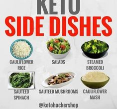 Looking for some easy keto diet recipes? Check out 3 Tasty & Proven Keto Recipes which will only satisfy your hunger but will also help you in weight loss. Low Carb Meal, Keto Meal Plan, Diet Meal Plans, Cetogenic Diet, Diet Food List, Comida Keto, Starting Keto Diet, Keto Side Dishes, Recipes