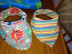 Baby-Halstücher Eigenes Schnittmuster