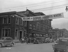 Sudbury, Canada – Giant Nickels, Hard Rock Miners, Hard Luck Cases, and UFO Abductees O Canada, Canada Travel, Sudbury Canada, Canadian History, Still Photography, Landscape Photos, Hard Rock, Old Photos, Ontario