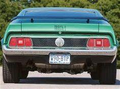 1971 Mustang Mach I